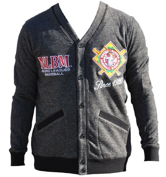 Negro League Baseball sweater - lightweight cardigan