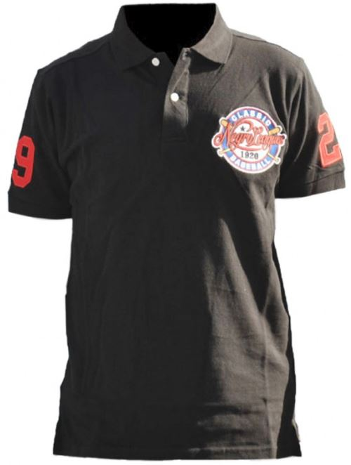 Negro League - Polo t-shirt - charcoal gray