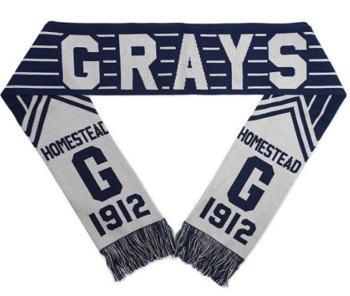 Homestead Grays - scarf