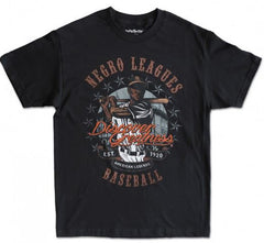 Negro League Commemorative t-shirt - black - NSTW