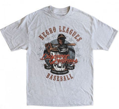 Negro League Commemorative t-shirt - grey - NSTW