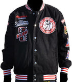 Negro League Baseball - cotton twill jacket