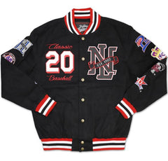 Negro Leagues Baseball - cotton twill jacket - NTJG