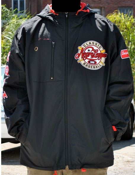 Negro League Baseball - windbreaker