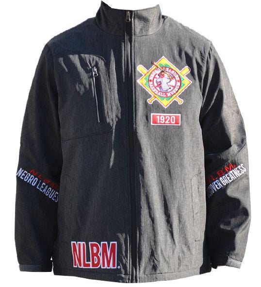 Negro League Baseball - windbreaker - NWBD