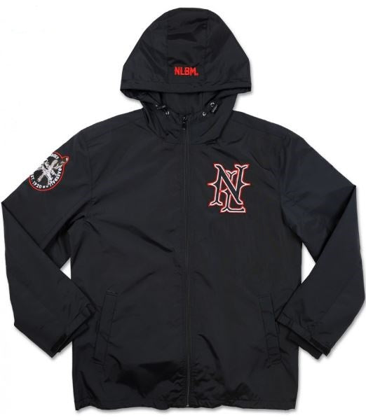 Negro League Baseball - windbreaker - NWBE