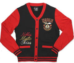 Shriner cardigan sweater