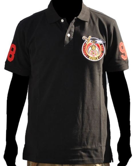 Shriners t-shirt - Polo style