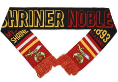 Shriner scarf