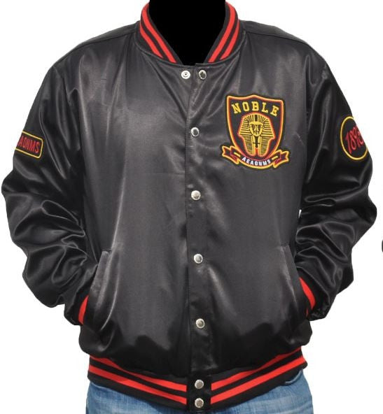 Shriners jacket - satin style