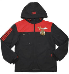 Shriner windbreaker