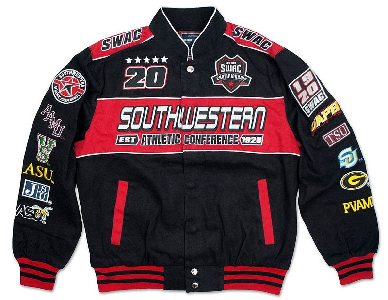 SWAC - racing jacket - SWC-JD