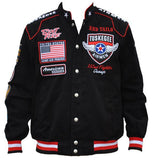 Tuskegee Airmen - red tails jacket - TTJG