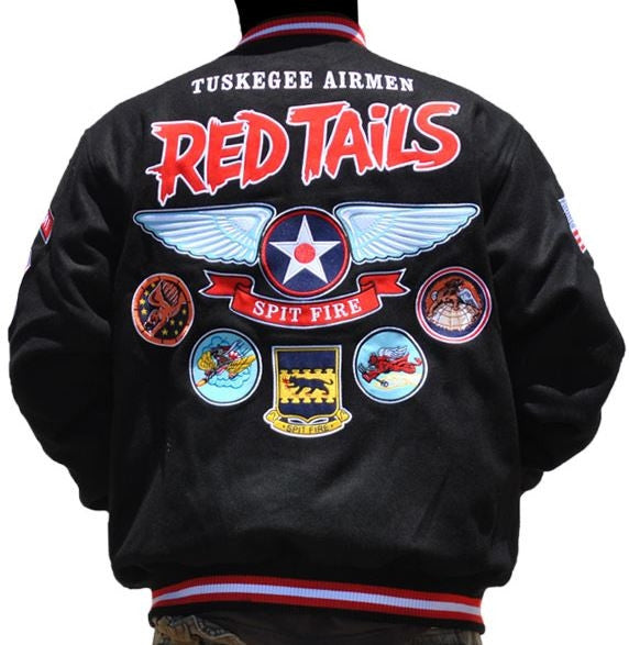 Tuskegee Airmen Red Tails Jacket It S A Black Thang Com