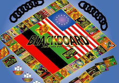 Blackboard - African American board game
