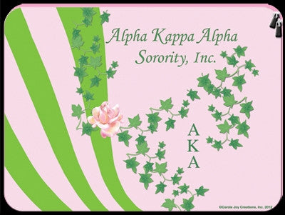 zAlpha Kappa Alpha laptop sleeve