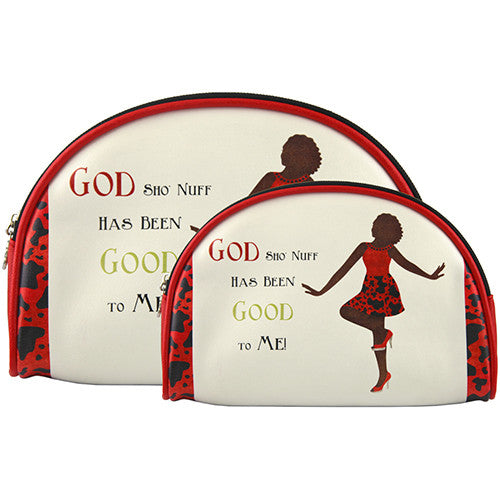God Sho Nuff - cosmetic bags