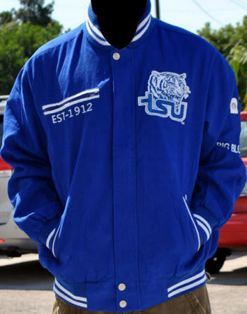 Tennessee State jacket - NASCAR-style - CTJE