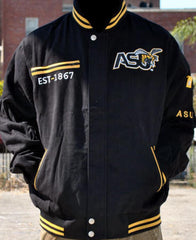 Alabama State University cotton jacket