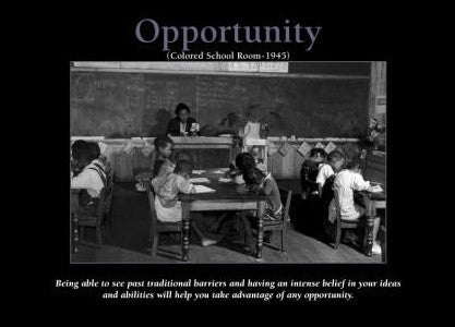 Opportunity - 24x36 poster