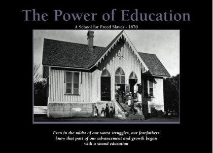 Power of Education - 24x36 poster