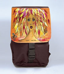Autumn Gbaby - back pack - book bag