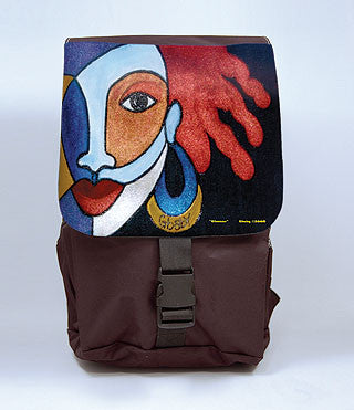 Gicasso - back pack - book bag