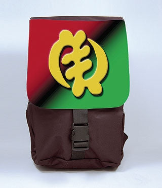 Gye Nyame - back pack - book bag