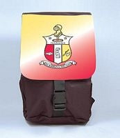 Kappa Alpha Psi - backpack - book bag