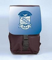 Phi Beta Sigma back pack - book bag