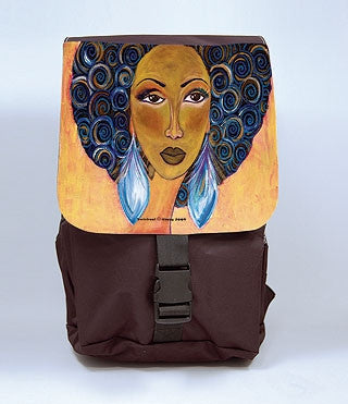 Swirlreal Gbaby - back pack - book bag