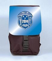 Zeta Phi Beta backpack - book bag