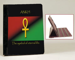 Ankh - iPad folio case