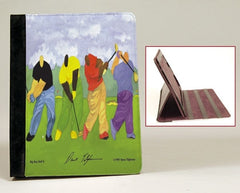 Big Boy Golf - iPad folio case