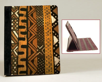 Mudcloth III - iPad folio case