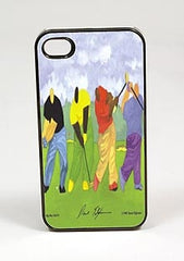 Big Boy Golf - iPhone 4 case