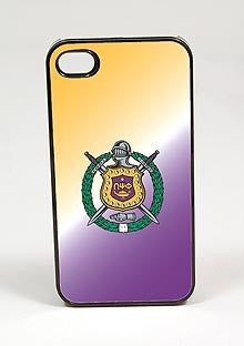 Omega Psi Phi iPhone 4 case