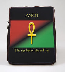 Ankh - iPad sleeve