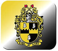 Alpha Phi Alpha mousepad - shield