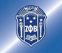 Zeta Phi Beta mousepad - shield