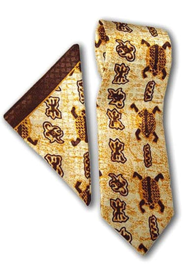 Neck Tie - Good Fortune - DC-218A