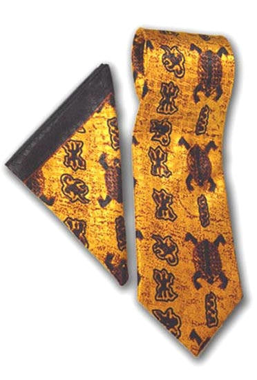 Neck Tie - Good Fortune - DC-218C