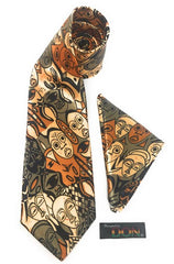 Neck Tie - Faces - DD-103