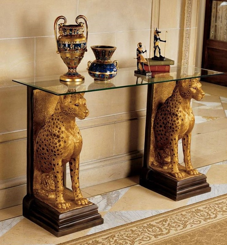 Royal Egyptian Cheetahs Console