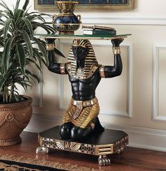 Servant to the Pharaoh Console Table