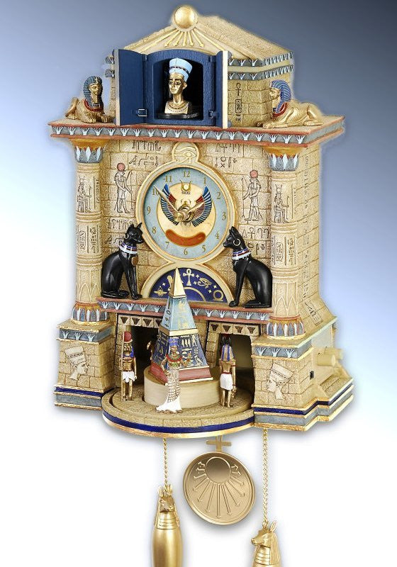 Ancient Egyptian Cuckoo Clock