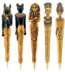 Ancient Egyptian Pen Set (set of 5)