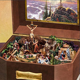 Visions of Christ - music box
