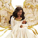 Away In a Manger - African American Nativity Angel