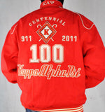 Kappa Alpha Psi jacket - cotton - GTJE
